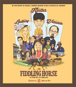 PURCHASE THE FIDDLING HORSE ON BLURAY!