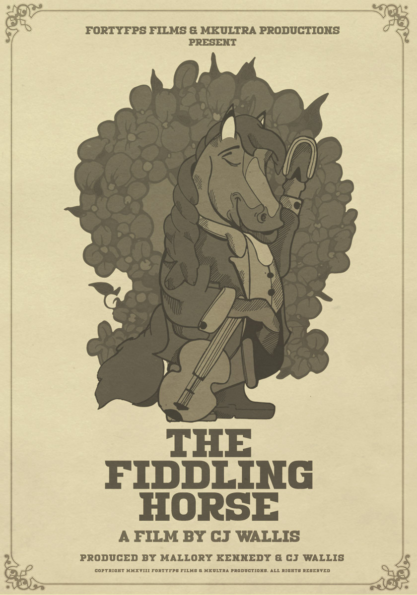 The Fiddling Horse FortyFPS Films